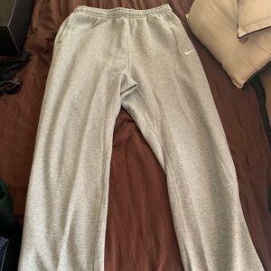 Nike XL Grey Sweatpants